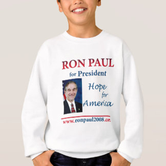 Ron Paul - hopp för Amerika 24 x 24 Tee Shirt