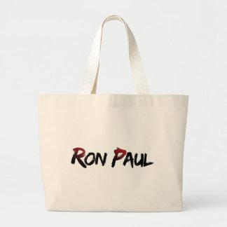 Ron Paul!!!! Jumbo Tygkasse