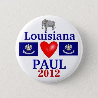 Ron Paul Louisiana 2012 Standard Knapp Rund 5.7 Cm