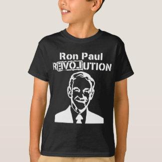 Ron Paul revolution all vit T Shirt