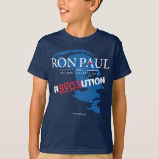Ron Paul revolutionskjorta 2012 T-shirt