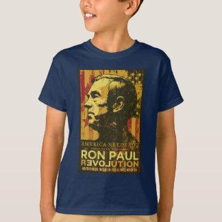 Ron Paul revolutionskjorta Tee