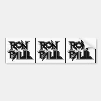 Ron Paul stenar! Bildekal