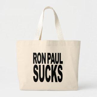 Ron Paul suger Jumbo Tygkasse