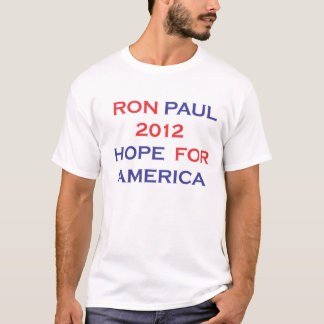 RON PAUL TEE SHIRT