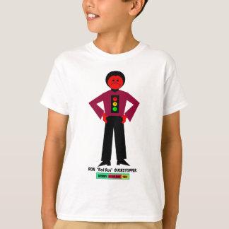 "Ron ""röda Ron"" Buckstopper Tee Shirt"