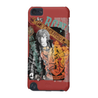 Ron Weasley Collage 1 iPod Touch 5G Fodral