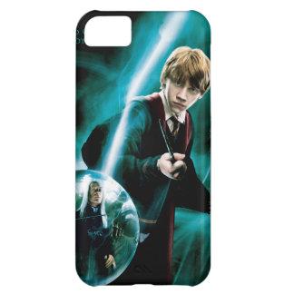Ron Weasley och Lucius Malfoy iPhone 5C Fodral