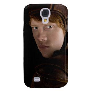 Ron Weasley som utrustas upp Galaxy S4 Fodral
