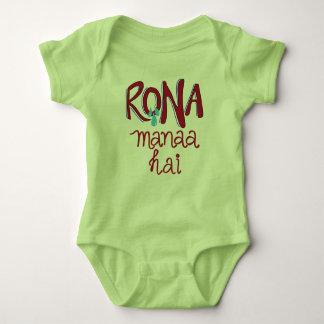Rona Manaa Hai (att gråta inte är tillåtet), Tee Shirt