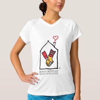 Ronald McDonald händer T-shirt