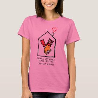 Ronald McDonald händer Tee Shirts