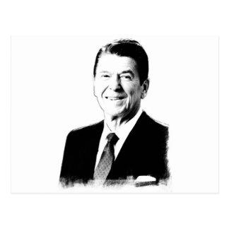 Ronald Reagan dra Vykort