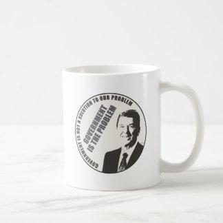 Ronald Reagan Kaffemugg