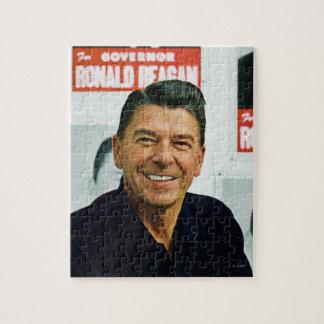 Ronald Reagan Pussel