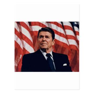 Ronald Reagan Vykort