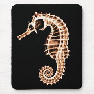 Röntga seahorsen - Mousepad Mus Matta