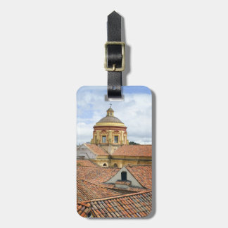Rooftops i Bogota Luggage Tags