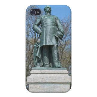 Roon staty i Berlin iPhone 4 Cover