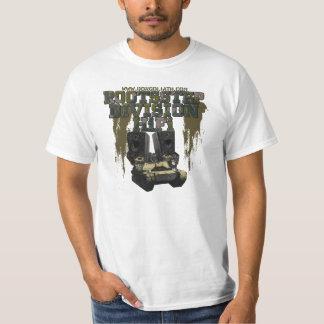 Rootsstep uppdelningsHiFi T Shirts