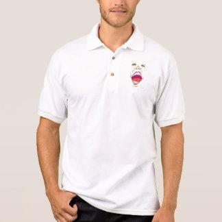 """""""Rop"""" manar skjorta för Polo Tee Shirt"""