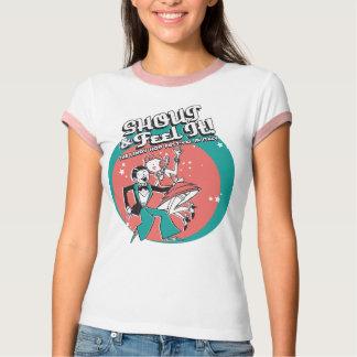 Rop och känselförnimmelse det skjorta för Ringer T Tee Shirt
