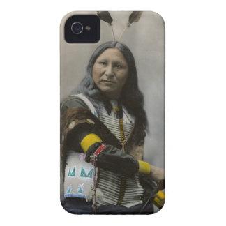Rop på den Oglala Sioux indier 1899 Case-Mate iPhone 4 Fodral