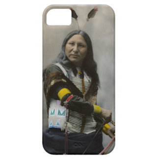 Rop på den Oglala Sioux indier 1899 Barely There iPhone 5 Fodral