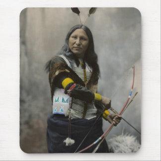 Rop på, Oglala Sioux, 1899 Mus Matta