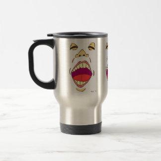 """""""Rop"""" travel mug Rostfritt Stål Resemugg"""