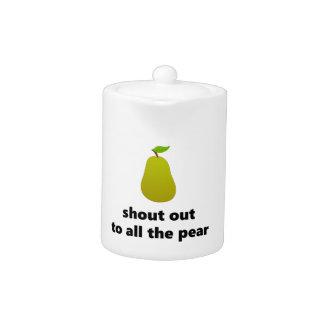 Rop ut till alla pear