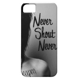 Ropa aldrig aldrig det Iphone 5 fodral