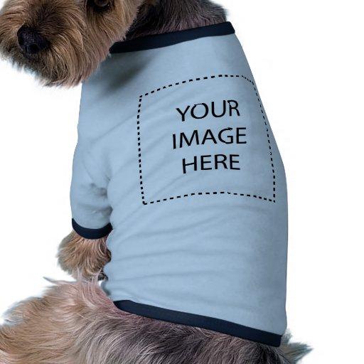 Ropa del djur doméstico - campanero hund t-shirt