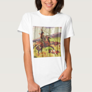 Rope dem cowboyen t shirt