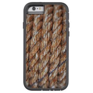 Rope det är vad används… tough xtreme iPhone 6 fodral