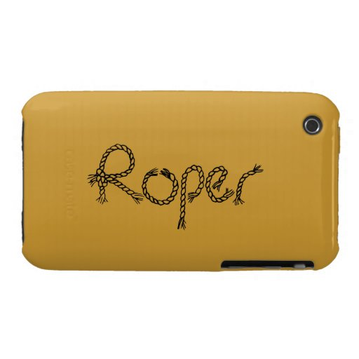 Roper iphone 3 fodral