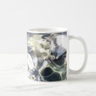 Röra vatten kaffemugg