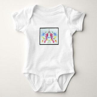 Rorschach Inkblot 10,0 T Shirts