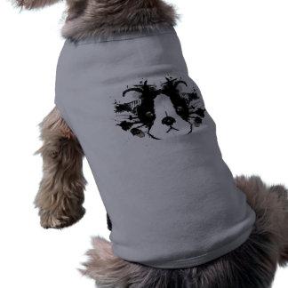 Rorschach valputslagsplats långärmad hundtöja