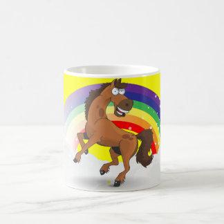 Rory hästen magisk mugg