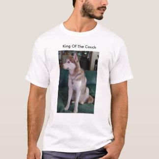 Rory hund, kung av soffan t shirt