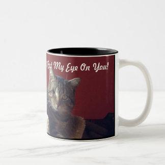 Rory kattkaffemuggen Två-Tonad mugg