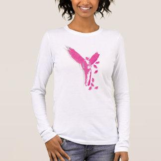 Rosa ängel tröja