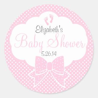Rosa baby shower