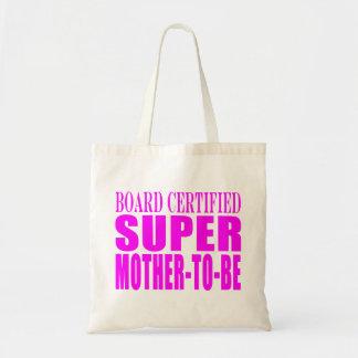 Rosa baby showergåvor: Toppen mor som är Kassar