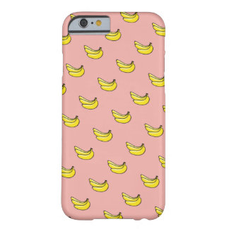 Rosa banan barely there iPhone 6 skal