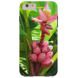 Rosa bananer tough iPhone 6 plus fodral