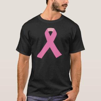 Rosa band av bröstcancermedvetenheten tröjor