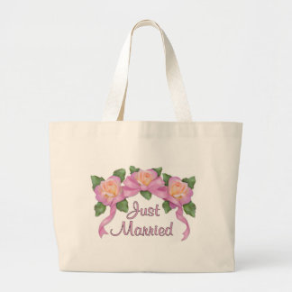 Rosa bandbröllop - ny gifta kasse
