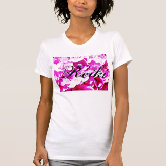 Rosa blom- Reiki Tröja